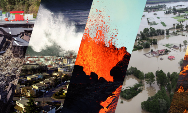 Diplomado en Gestión de Desastres e Intervención de Crisis